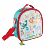 Floss and Rock Lunch Bag with Detachable Strap - Jungle